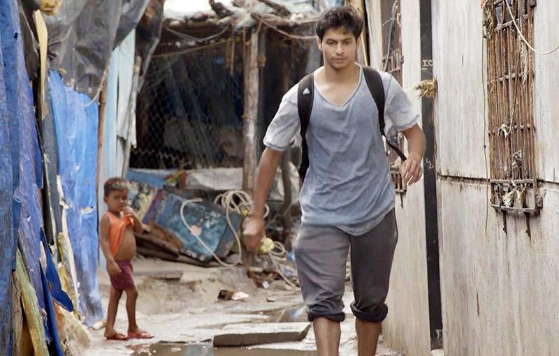 Mahish in alley Mumbai